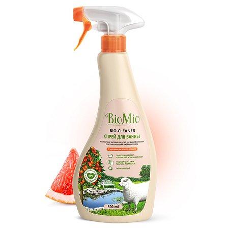 Средство для ванной комнаты BioMio Bio для Грейпфрут чистящее 500мл