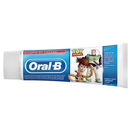 Зубная паста Oral-B История игрушек 75мл с 3лет 81692347