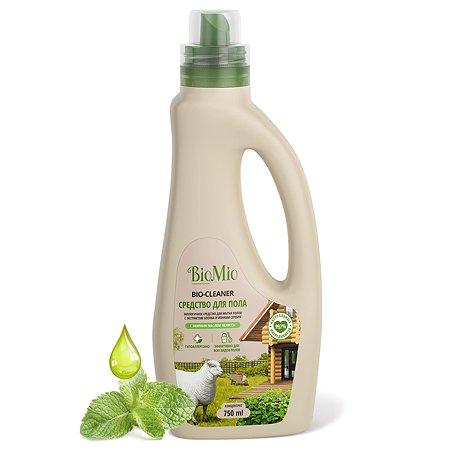 Средство для мытья полов BioMio Bio Мелисса 750мл