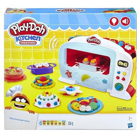 Игровой набор Play-Doh Чудо-печь