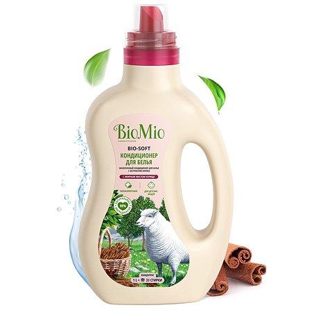 Кондиционер для белья BioMio Bio экологический Корица 1000мл