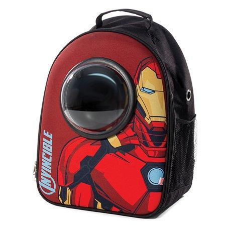 Сумка-рюкзак для животных Triol Disney Marvel Железный человек 31861006