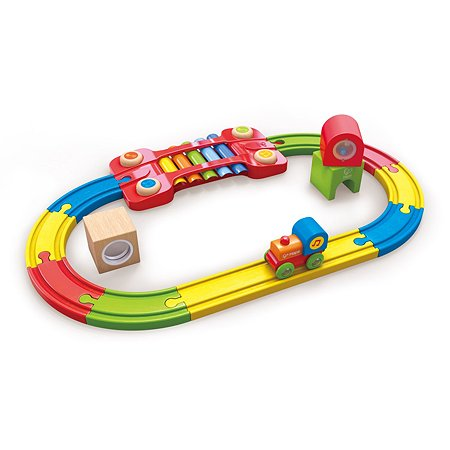 Железная дорога Hape Сенсорная музыкальная E3822_HP