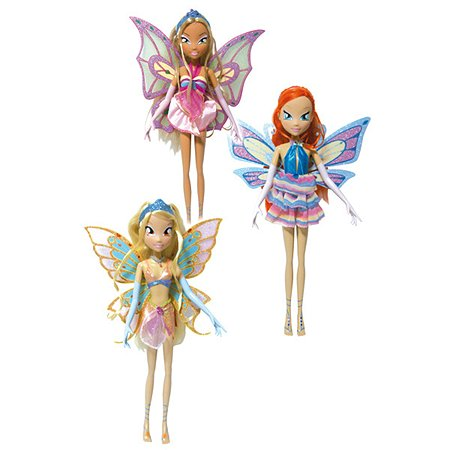 Кукла Winx Club Энчантикс 50 см в ассортименте