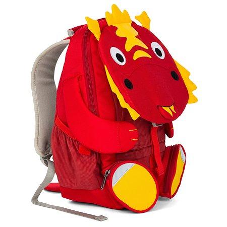 Рюкзак Affenzahn Daria Dragon детский Красный AFZ-FAL-003-011