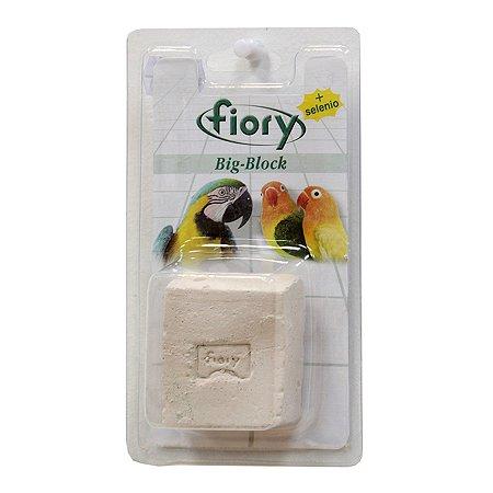 Био-камень для птиц Fiory Big-Block с селеном 100г