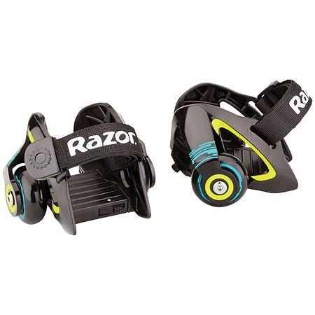 Ролики на обувь RAZOR Jetts - Зелёный Razor