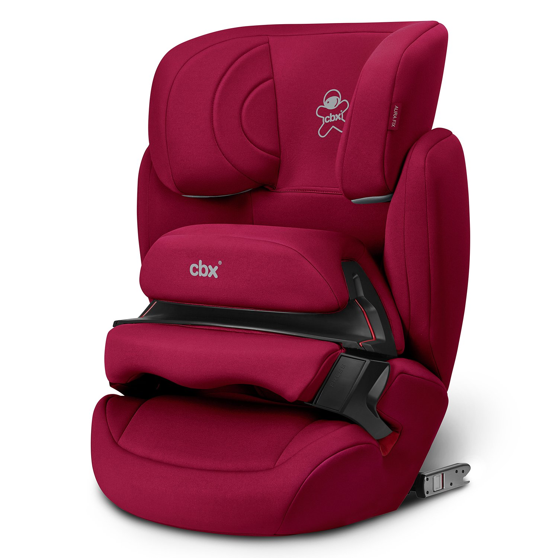 Автокресло CBX Aura-Fix Crunchy Red