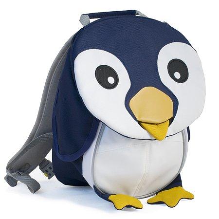 Рюкзак Affenzahn Pepe Penguine детский Синий-Белый AFZ-FAS-001-017