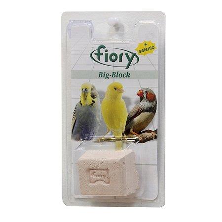 Био-камень для птиц Fiory Big-Block с селеном 55г
