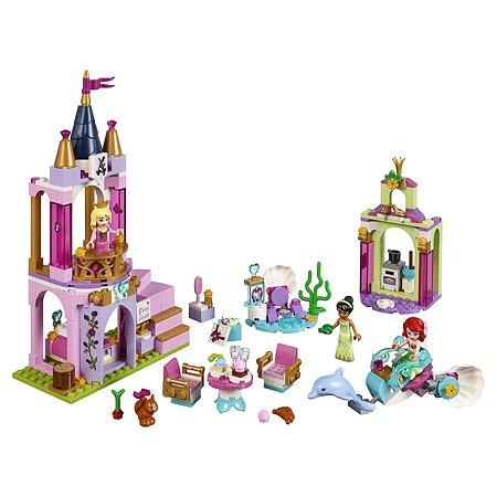 Конструктор LEGO Disney Princess Королевский праздник Ариэль Авроры и Тианы 41162
