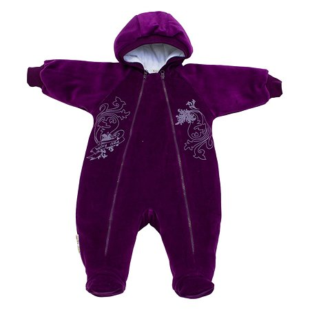 Комбинезон Lucky Child фиолетовый