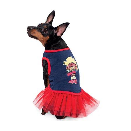 Платье для животных Triol Disney Marvel Капитан Марвел XS 12291182