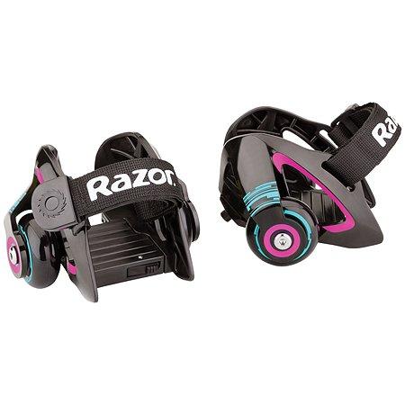Ролики на обувь RAZOR Jetts - Пурпурный Razor