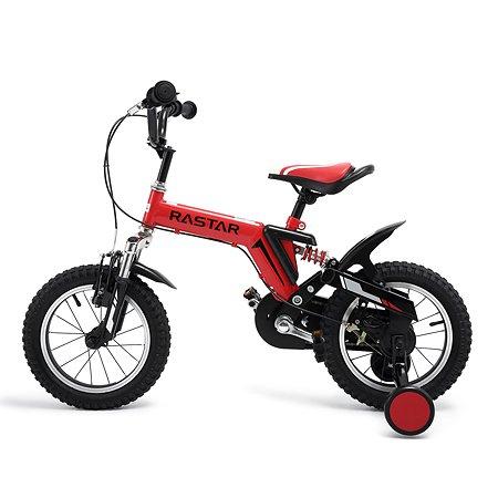 """Велосипед Rastar 12"""" Красный"""