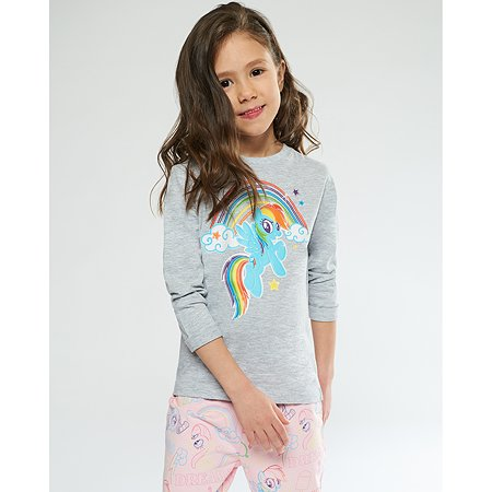 Футболка My Little Pony серая