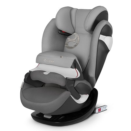 Автокресло Cybex Pallas M-Fix Manhattan Grey