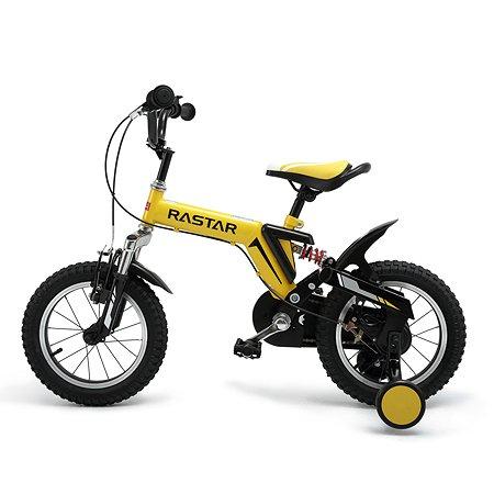 """Велосипед Rastar 12"""" Желтый"""