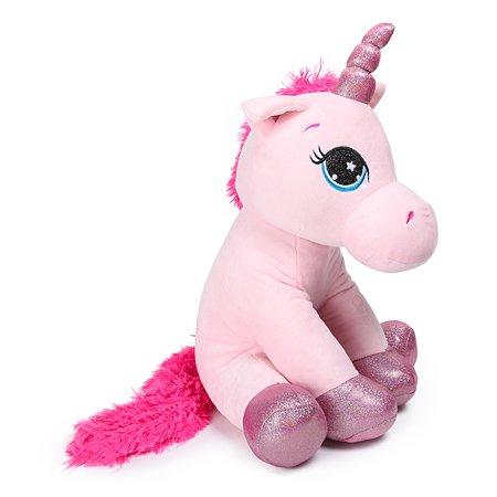 Игрушка мягкая Laffi Единорог Розовый 5224