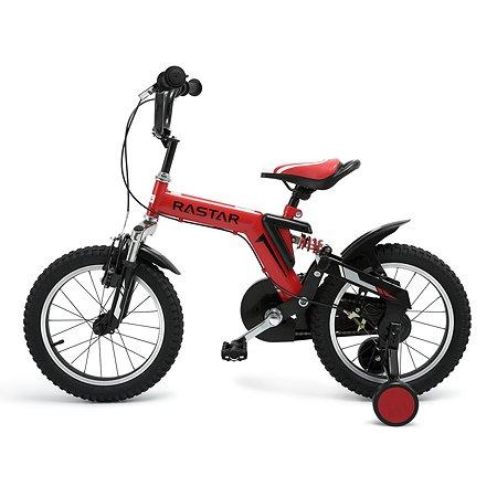 """Велосипед Rastar 14"""" Красный"""