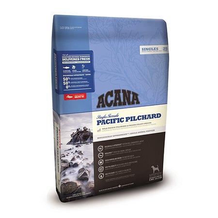 Корм для собак ACANA Singles Pacific Pilchard беззерновой тихоокеанская сардина 6кг