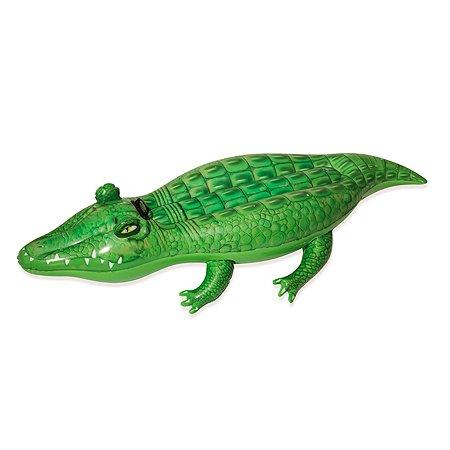 Игрушка надувная Bestway для катания верхом Крокодил 41010