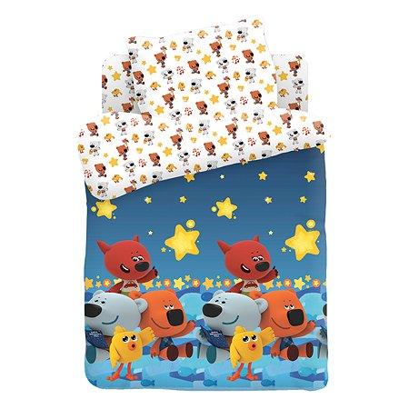Комплект постельного белья Ми-ми-мишки Ночное небо 3предмета 600218