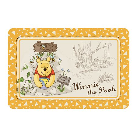 Коврик под миску для кошек Triol Disney Winnie-the-Pooh 30211015