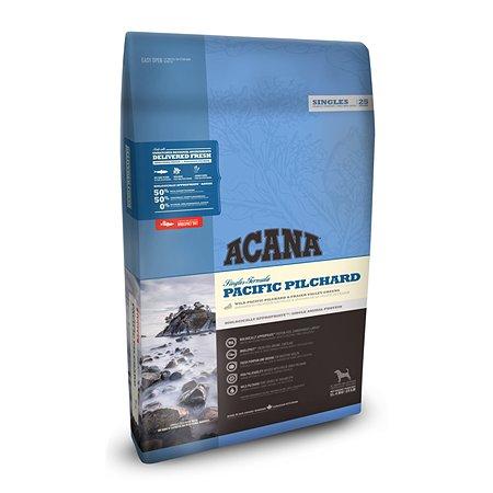 Корм для собак ACANA Singles Pacific Pilchard беззерновой тихоокеанская сардина 11.4кг