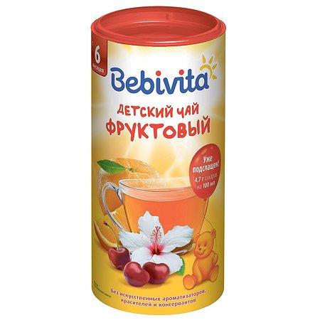 Чай Bebivita гранулированный фруктовый 200г с 6месяцев