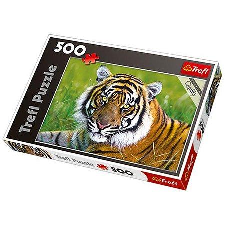 Пазлы Trefl Тигр 500 деталей