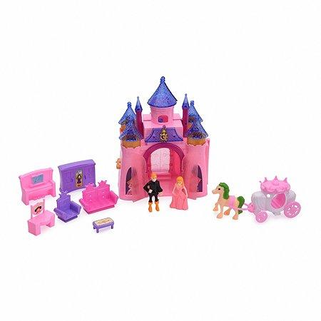 Замок для куклы Dolly Toy Королевский дворец