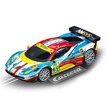 Дополнительная машинка Carrera Ferrari
