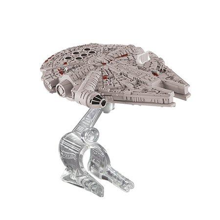 Машина Hot Wheels Star Wars Звездные корабли Millennium Falcon CKJ66