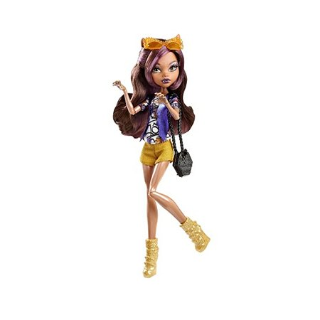 Кукла Monster High Клодин Вульф из серии BOO YORK   CHW54