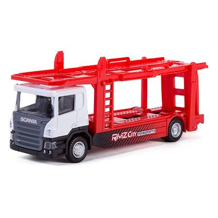Автовоз Mobicaro Scania 1:64