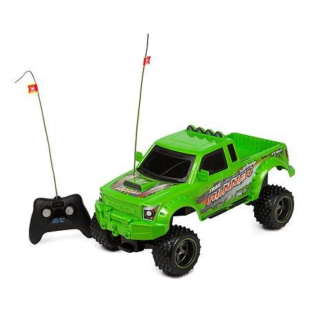 Машина на радиоуправлении New Bright Truck Бат зеленый