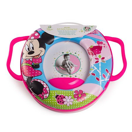 Накладка на унитаз Disney Minnie