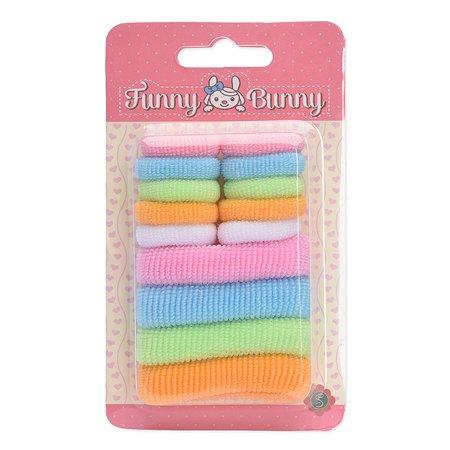 Набор резинок FUNNY BUNNY для волос