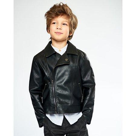 Куртка Futurino Fashion чёрная