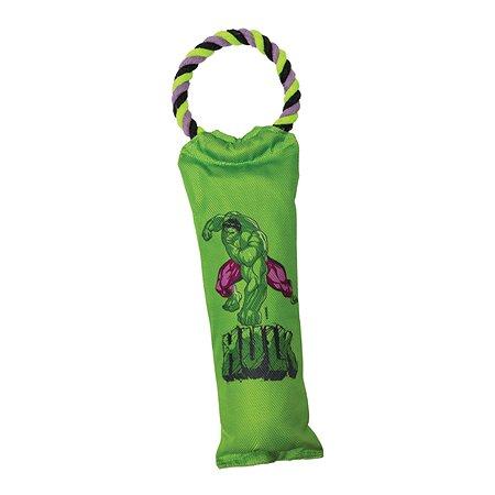 Игрушка для собак Triol Disney Marvel Халк Бутылка на веревке 12111076