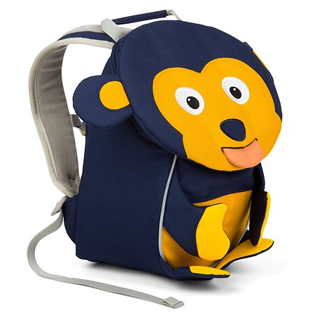 Рюкзак Affenzahn Marty Monkey детский Темно-синий AFZ-FAS-002-011