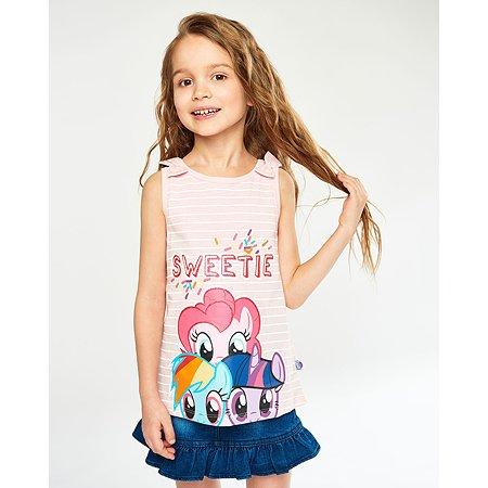 Майка My Little Pony розовая