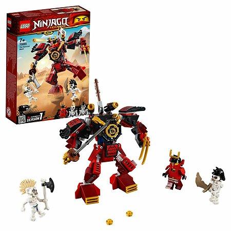 Конструктор LEGO Ninjago Робот-самурай 70665
