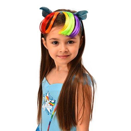 Ободок для волос Rubies Rainbow Dash 33899