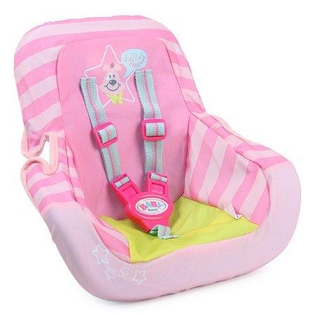 Набор для куклы Zapf Creation Baby Born сиденье для авто 827-512