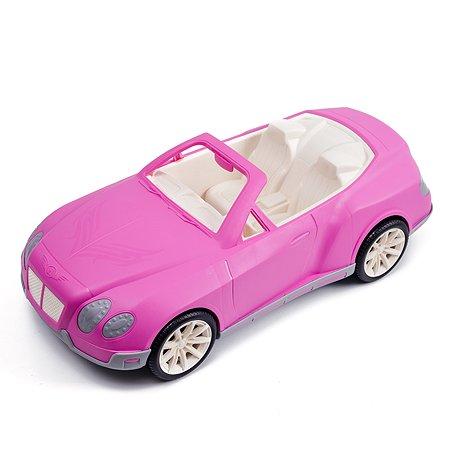 Машина для кукол Нордпласт Кабриолет Нимфа 297