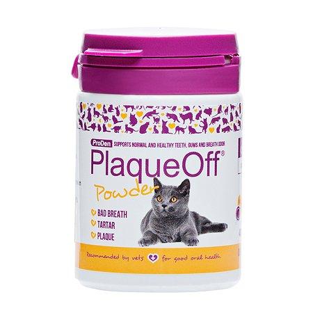 Средство для кошек PlaqueOff для профилактики зубного камня 40г