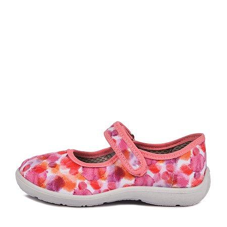 Туфли Скороход розовые