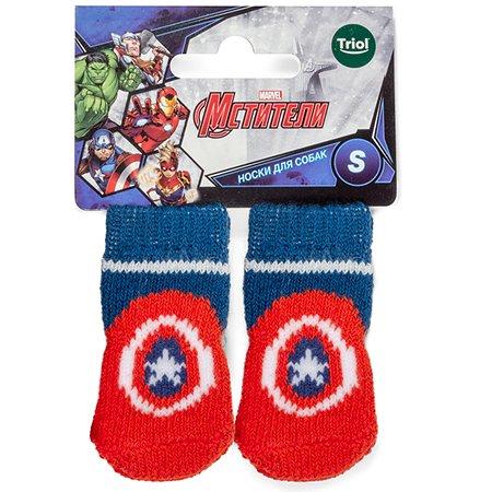 Носки для животных Triol Disney Marvel Капитан Америка S 12231033